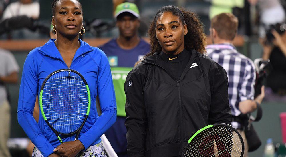 Venus e Serena Williams - Foto Ray Giubilo