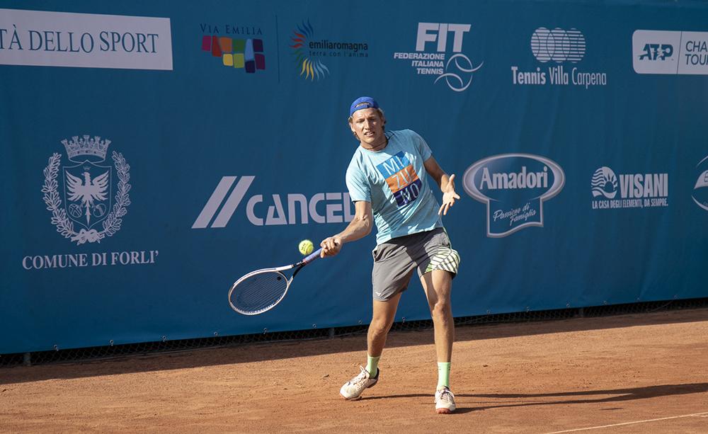 Jacopo Berrettini - Foto Marta Magni/MEF Tennis Events