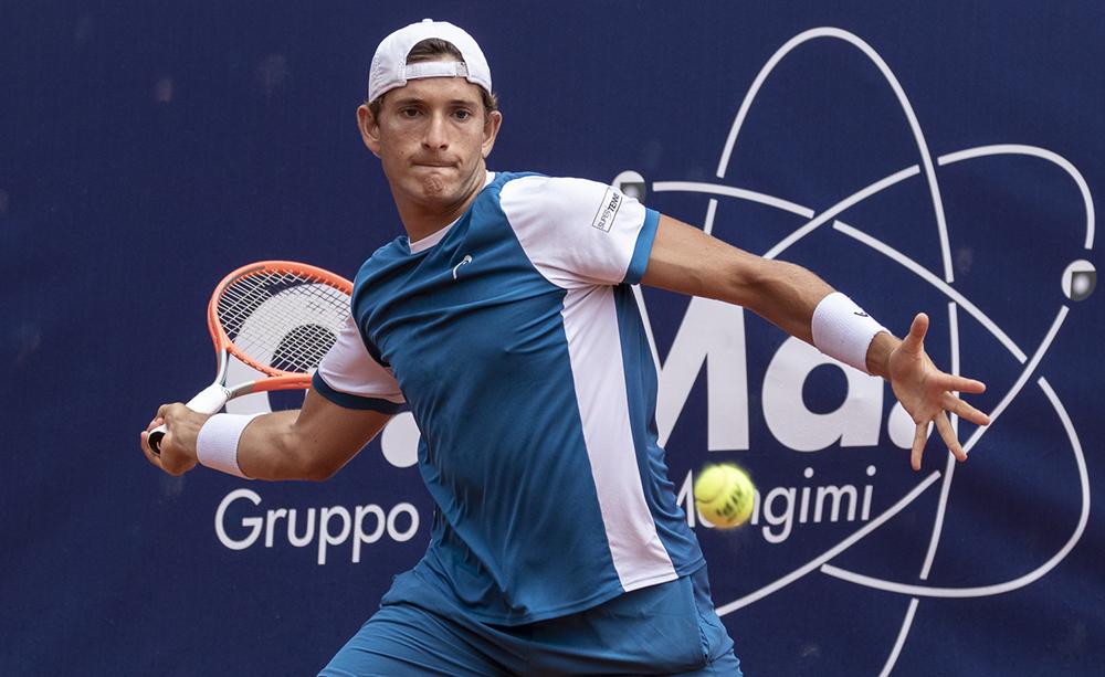 Francesco Passaro - Foto Marta Magni/MEF Tennis Events