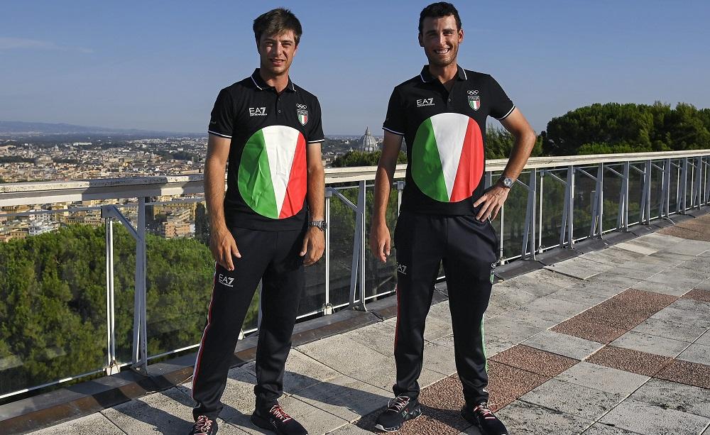 Guido Migliozzi e Renato Paratore