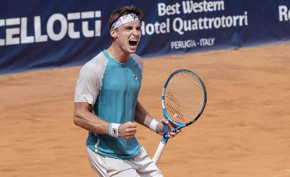 Timofey Skatov - Foto Marta Magni/MEF Tennis Events