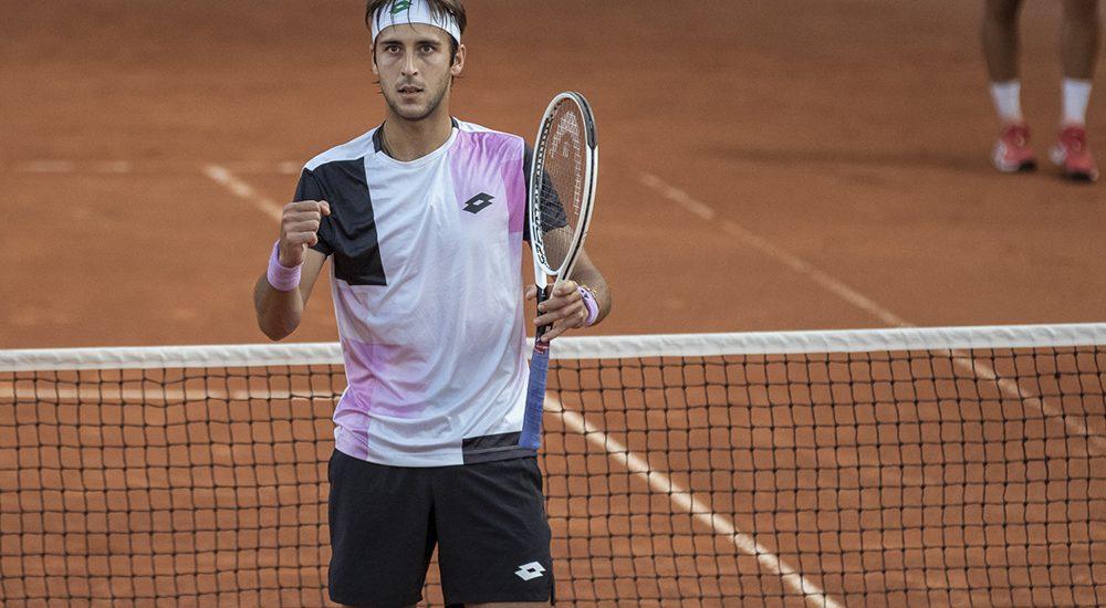 Tomas Martin Etcheverry - Foto Marta Magni/MEF Tennis Events