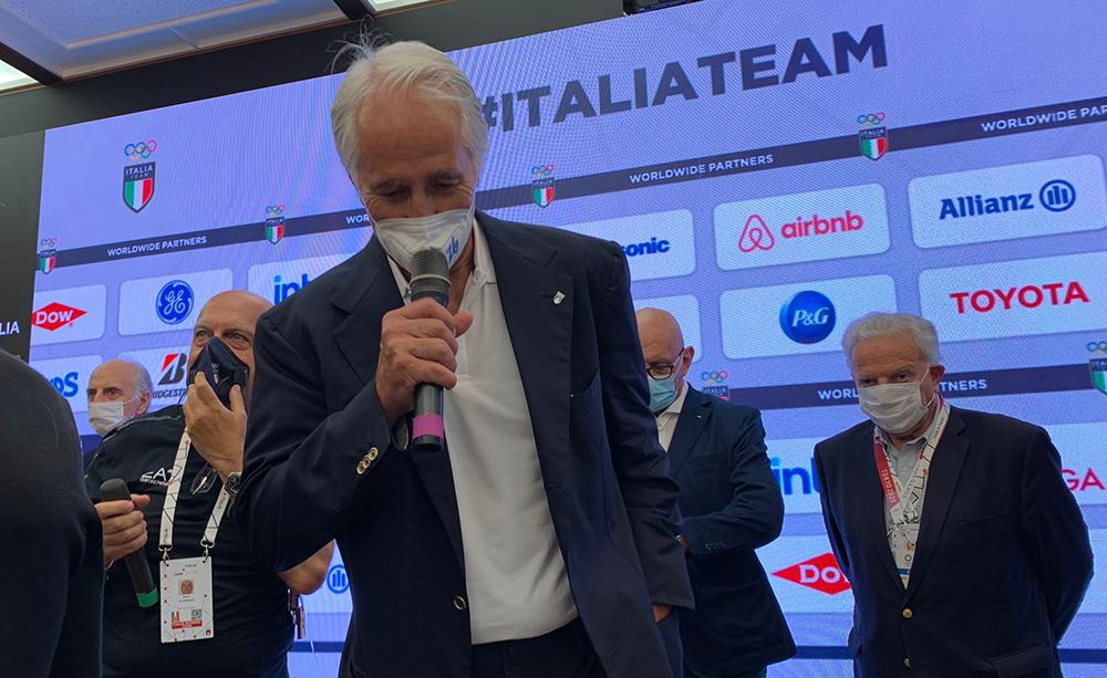 Giovanni Malagò - Foto Sportface