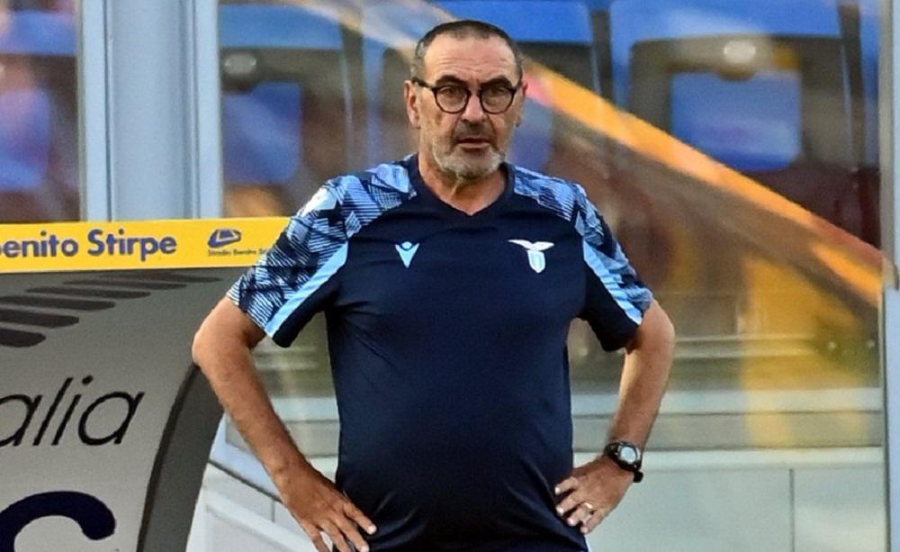 Maurizio Sarri, Lazio 2021-2022