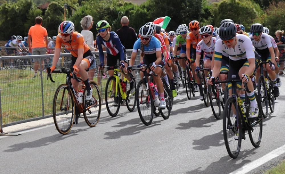 Ciclismo femminile Mondiali 2020