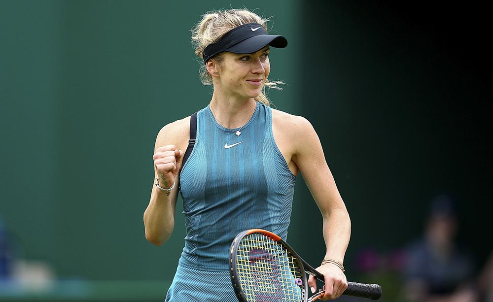 Elina Svitolina - Foto WTA (Jordan Mansfield/Getty Images for LTA)