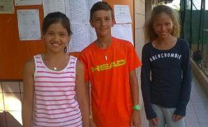 Emma Raducanu & Lorenzo Musetti_Porto San Giorgio 2014, Under 12