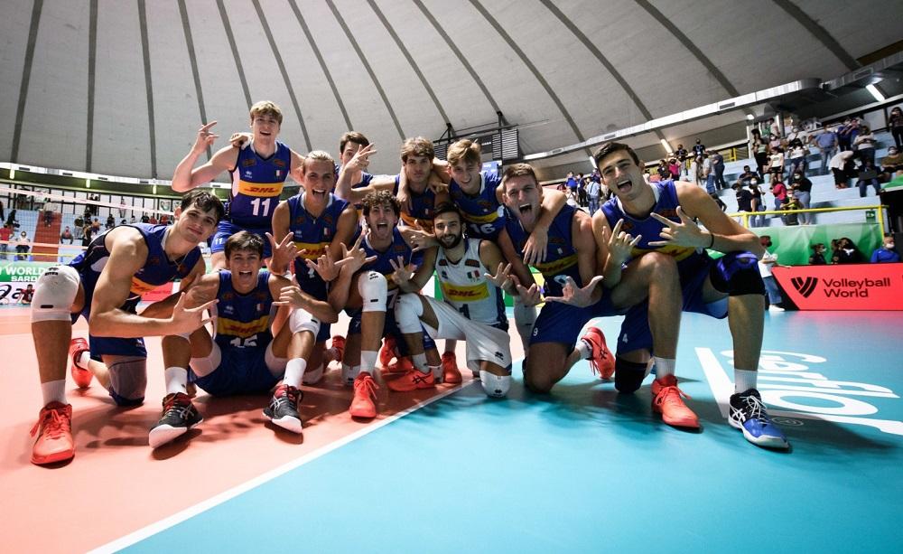 Volley Nazionale Under 21 Mondiali