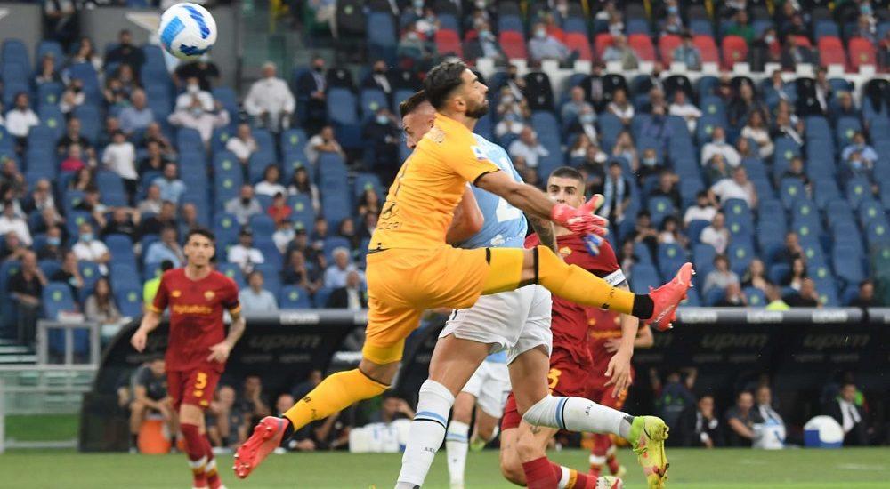 Rui Patricio Lazio-Roma