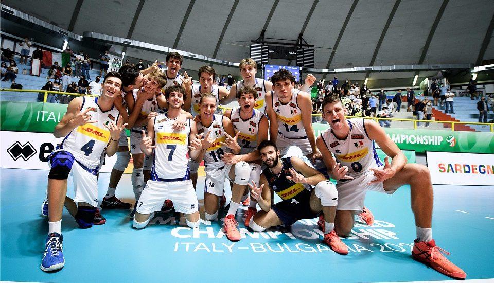Nazionale Under 21 Volley maschile