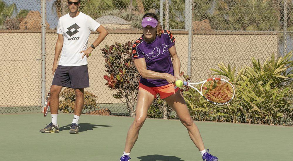 Alizé Cornet - Foto Marta Magni/MEF Tennis Events