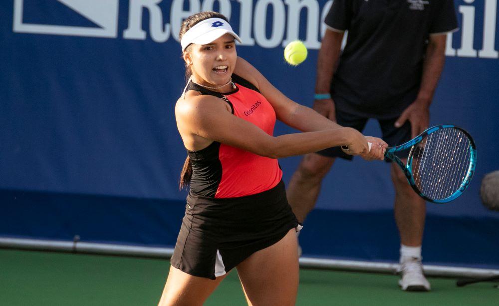 Camila Osorio - Foto Marta Magni/MEF Tennis Events
