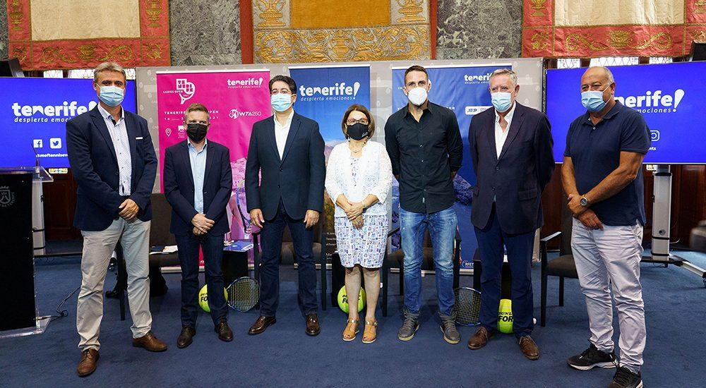 Conferenza stampa Tenerife Ladies Open