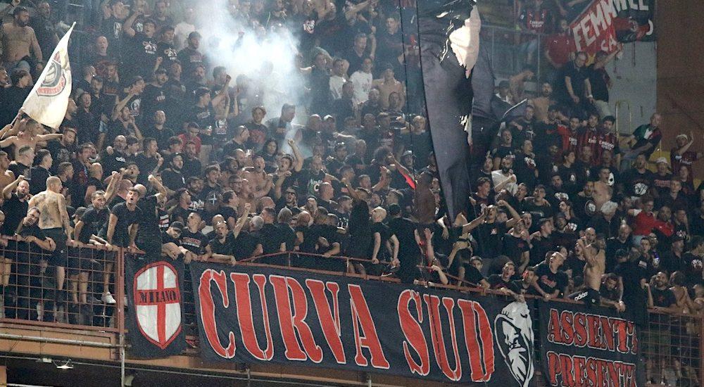 Curva Ultras Milan