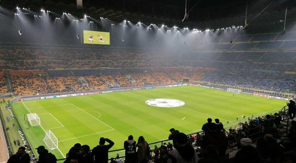 San Siro Champions League