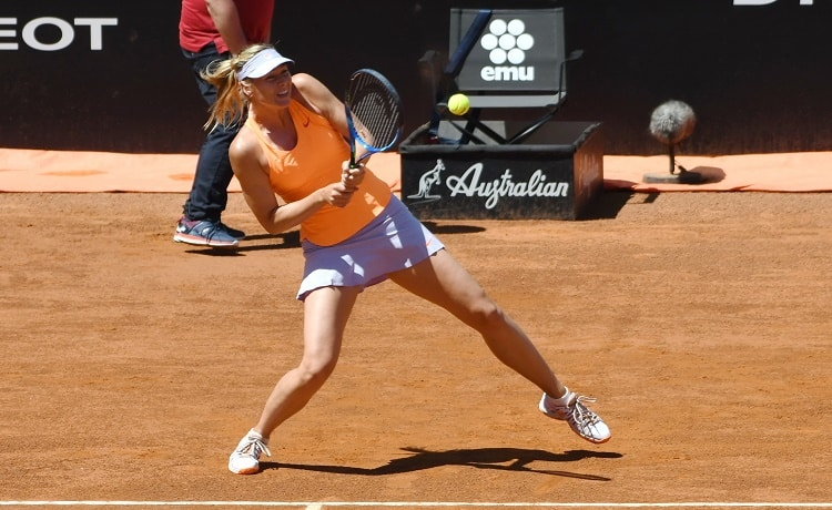 Tennis, Roma: titolo alla Svitolina