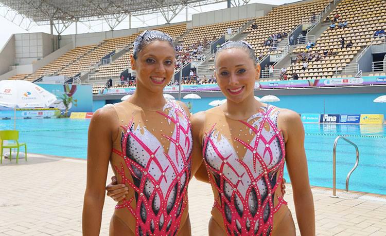 Nuoto Sincronizzato Cerruti Ferro Qualificate A Rio 2016