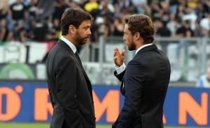 Andrea Agnelli e Claudio Marchisio
