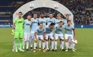 I campioni della Supercoppa 2017