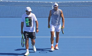 Rafael Nadal e Toni Nadal